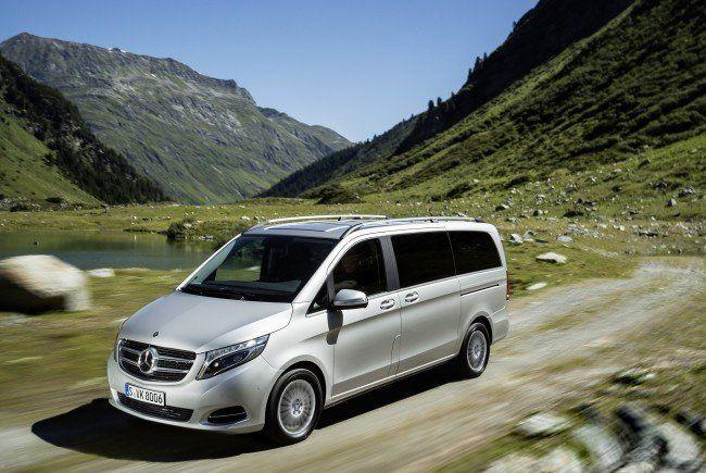 Vans mit Allradantrieb: 4×4 für mindestens fünf Passagiere