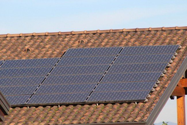 Solarenergie wird auch bei Hausbesitzern immer wichtiger.