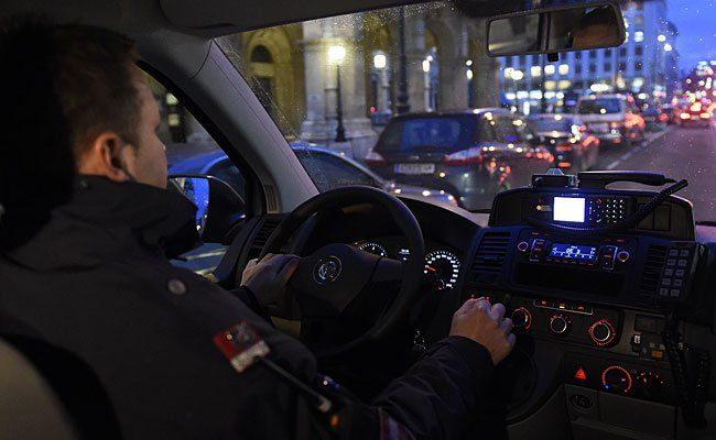 Die Wiener Polizei verfolgte einen mutmaßlichen Schlepper bis zur Prater Hauptallee