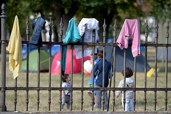 Schwere Kritik der Menschenrechtsorganisation an den Zuständen in Traiskirchen