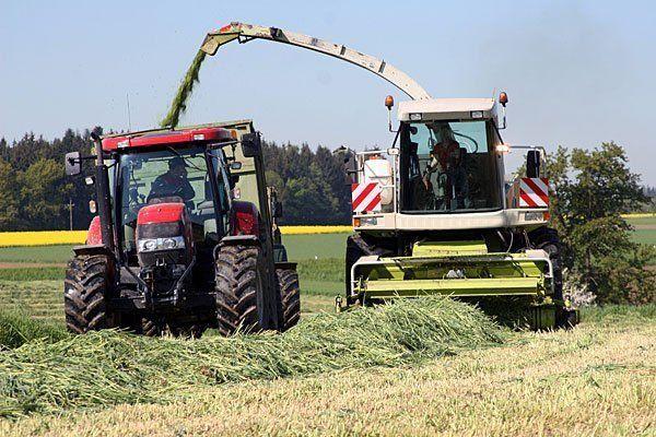 In NÖ kam es zu einem tragischen Unglück mit einem Traktor