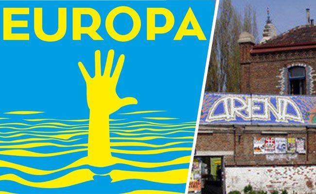 """Am 12. September findet das """"Festival für Europa"""" in der Wiener Arena statt."""