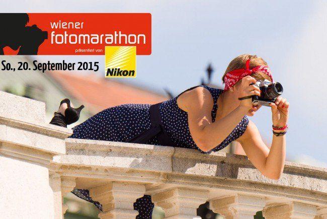 Wiener Fotomarathon: 10 Gratis-Teilnahmen