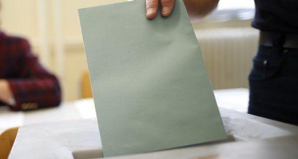 Änderungen im Wählerverzeichnis können ab 25. August beantragt werden.