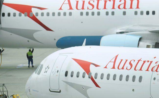 """""""Keine Gefahr für Passagiere"""" bestand bei der AUA-Zwischenlandung"""