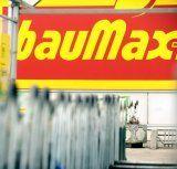 bauMax: 1.100 Mitarbeiter zur Kündigung angemeldet