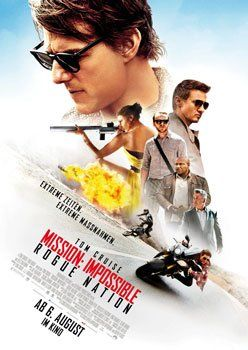 Mission: Impossible – Rogue Nation – Trailer und Kritik zum Film
