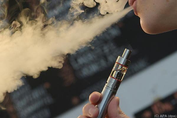 Der E-Zigarettenverkauf bleibt frei