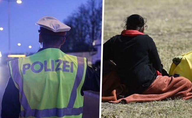 Zahlreiche Flüchtlinge an Autobahnen in Niederösterreich ausgesetzt