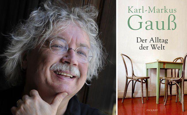 Der österreichische Schriftsteller Karl-Markus Gauß und sein neues Werk