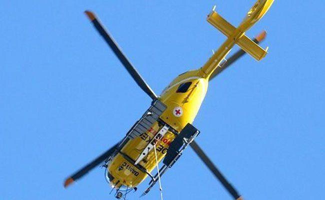 Drei schwere Unfälle in NÖ am Freitag.