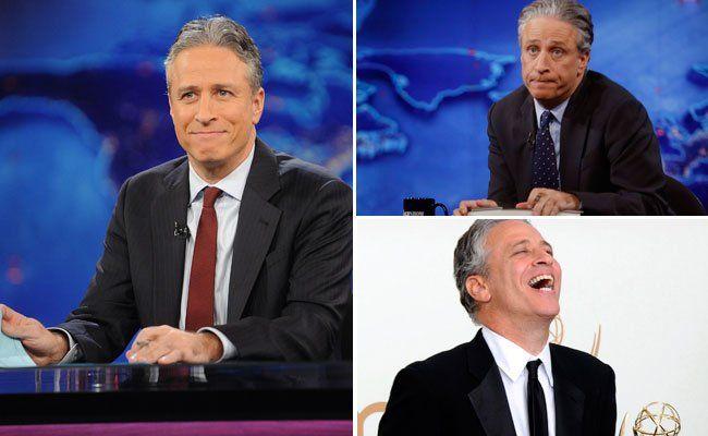 """Comedylegende Jon Stewart moderiert seine letzte """"Daily Show"""""""
