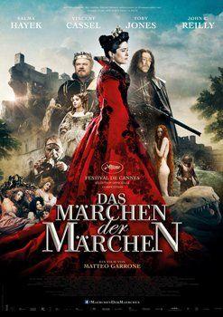Das Märchen der Märchen – Kritik und Trailer zum Film