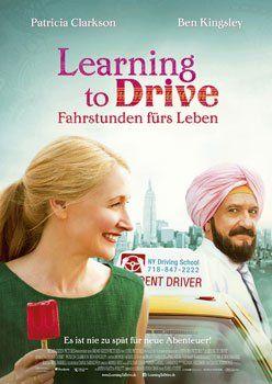 Learning To Drive – Fahrstunden fürs Leben – Trailer und Kritik zum Film
