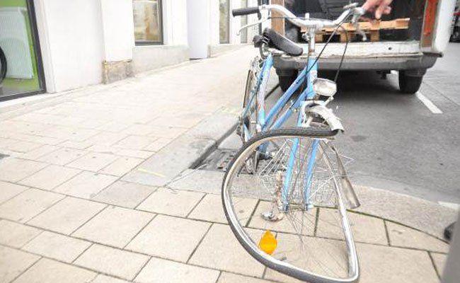 Unfall im 7. Bezirk - Radlerin verletzt