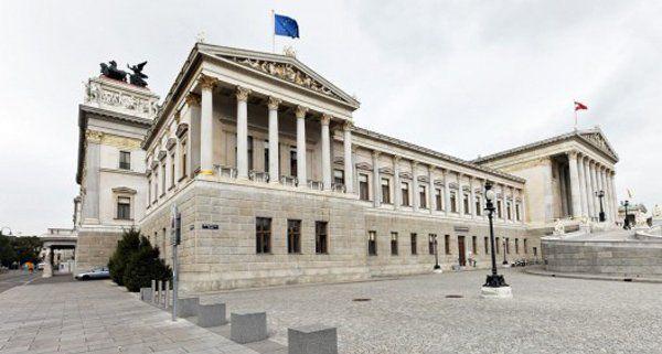Das Parlament in Wien sucht Fotografen.