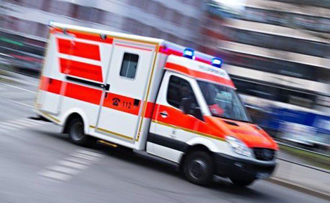 Zwei Verletzte be Unfall in Niederösterreich