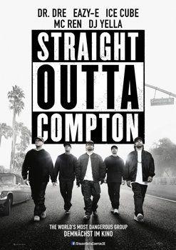 Straight Outta Compton – Kritik und Trailer zum Film