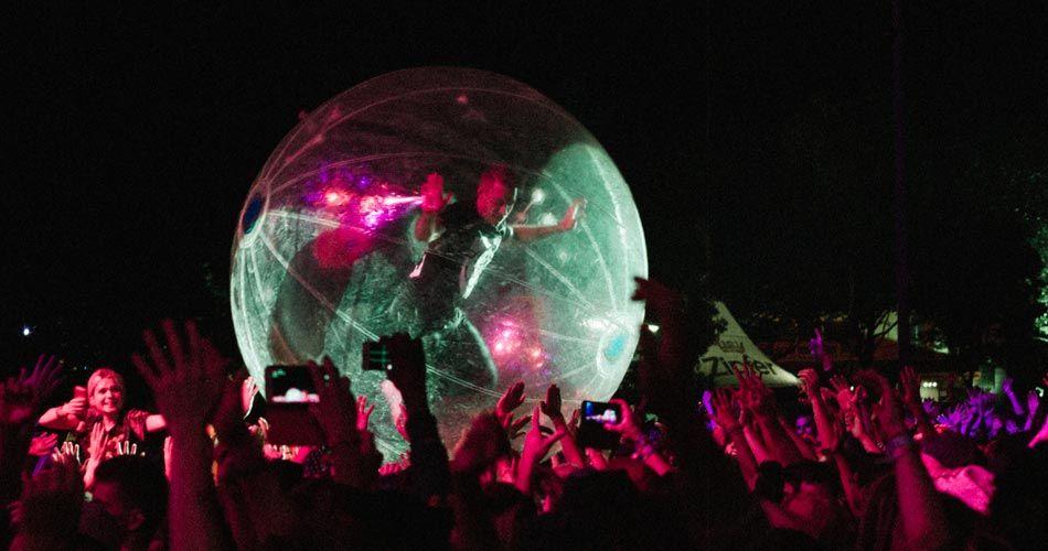 Am Frequency Festival wurde drei Tage lang gefeiert