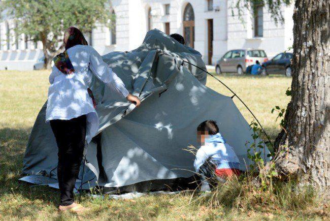 Eine neue Plattform der Stadt Wien unterstützt aktive Flüchtlingshilfe.