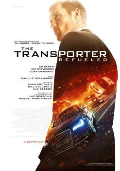The Transporter Refueled – Kritik und Trailer zum Film