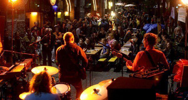 Bereits zum 18. Mal begeistert der Gürtel Night Walk Wiens-Partyvolk
