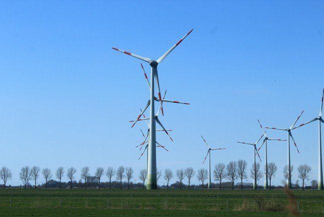 Die Entstehung der Windenergie.