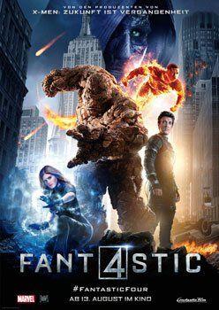 Fantastic Four – Trailer und Kritik zum Film