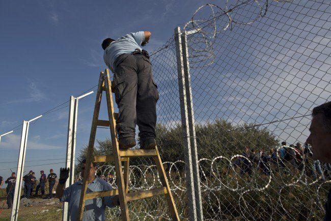 Unsere Frage des Tages: Sollen die Grenzen abgeriegelt werden?