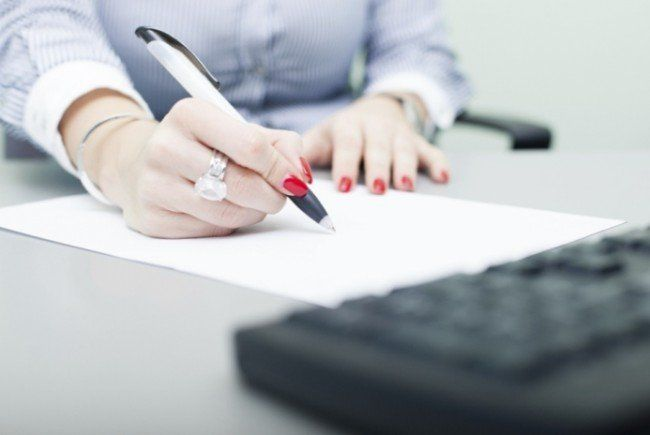 Tipps für den perfekten Schlusssatz im Bewerbungsschreiben.