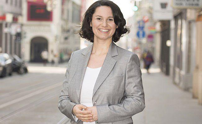 Veronika Mickel-Göttfert ist Bezirksvorsteherin in der Josefstadt
