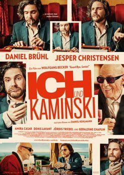 Ich und Kaminski – Trailer und Kritik zum Film