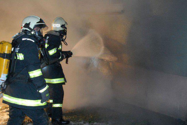 Die Männer legten zahlreiche Brände in Wien.
