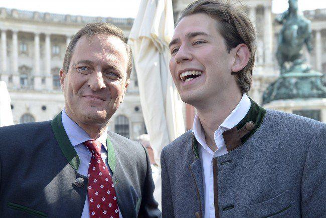 Bringt Kurz der ÖVP Stimmen?