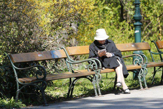 In Döbling werden die Menschen älter als in den anderen Wiener Bezirken.