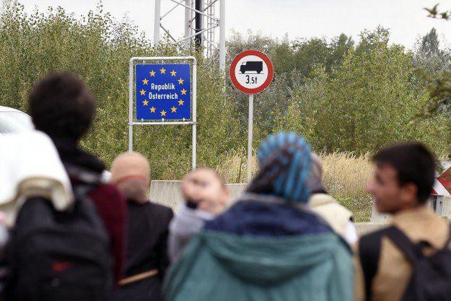Flüchtlinge - Lage in Nickelsdorf hat sich wieder entspannt