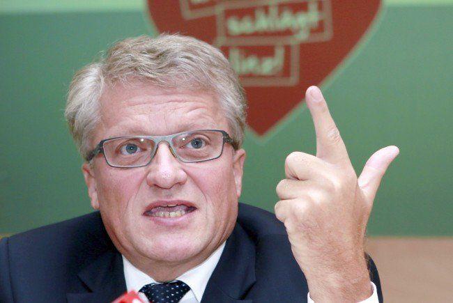 Der Linzer Bürgermeister Klaus Luger weist die Vorwürfe zurück.