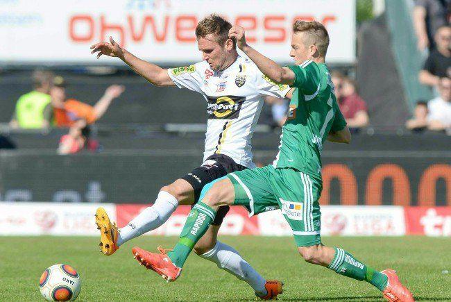 Altach empfängt zur Rückkehr aus der Länderspielpause Rapid.