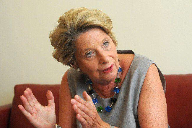 Wäre Stenzel eine taugliche Bundespräsidentin?