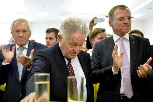 Droht Josef Pühringer das schlechteste Ergebnis?