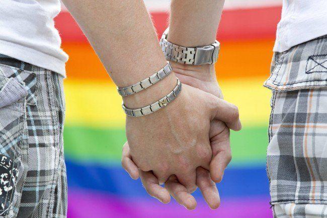 Homoehe: Wo Politiker noch Farbe bekennen