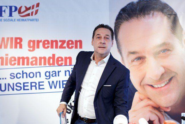 Wird Strache Wiens neuer Bürgermeister?