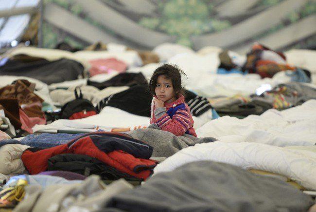 Flüchtlinge - Notquartiere der Kirche nur in Wien und dem Burgenland