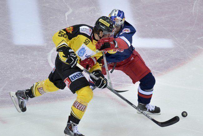 Start für die Eishockeyliga.
