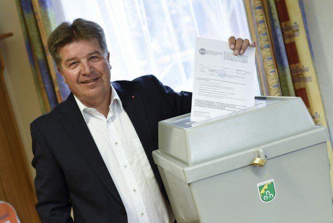 Der oberösterreichische SPÖ-Chef hat sich für die Briefwahl entschieden