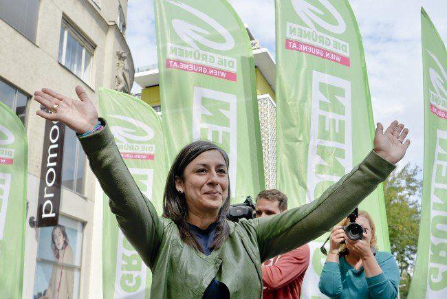 Maria Vassilakou will in der Wiener Stadtregierung bleiben.