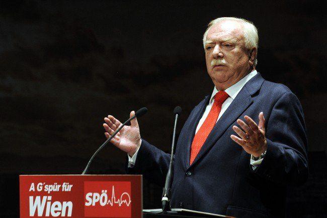 """Satirischer Kommentar von """"Die Tagespresse"""" zum """"Wahlziel"""" von Michael Häupl."""