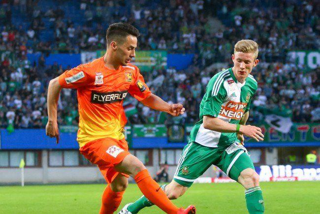 Rapid will gegen die Admira wieder in der Bundesliga anschreiben.