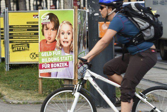 Gastkommentar von Dr. Andreas Unterberger zum Thema Wahlkampf in Wien.