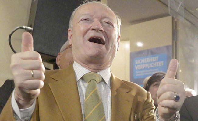 """Wien-Wahl: Khol hat """"Jungen Grünen"""" gerne weitergeholfen"""